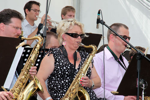 Big Band Studentproof (Jazztime at the Keppel Castle 2011)