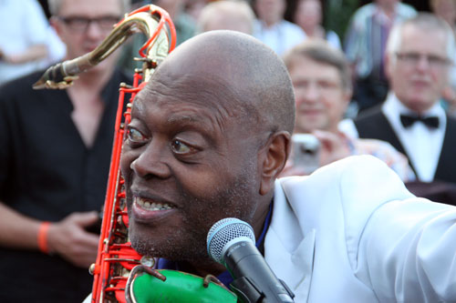 Big Jay McNeely (Jazztime at the Keppel Castle 2011)