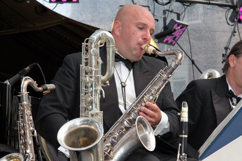 Bratislava Hot Serenaders (Jazztime at the Keppel Castle 2011)