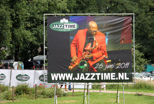 Jazztime at the Keppel Castle 2011