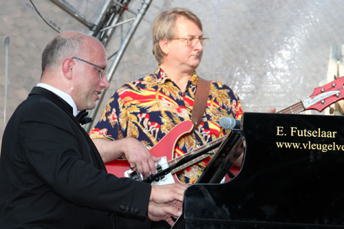 Joerg Hegemann (Jazztime at the Keppel Castle 2011)