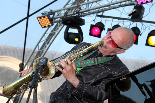Martijn Schok Boogie en Blues Band (Jazztime at the Keppel Castle 2011)