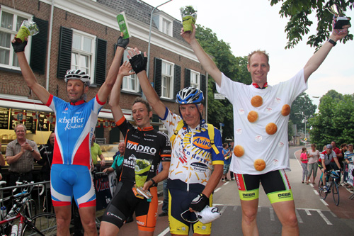 Vive la France in Hummelo 2014 - Tour dHummelo