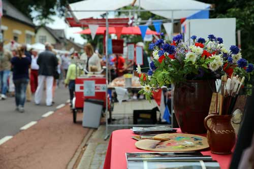 Vive la France in Hummelo 2015