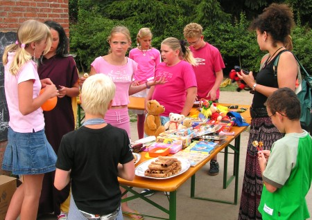 Fancy Fair op O.B.S. De Woordhof