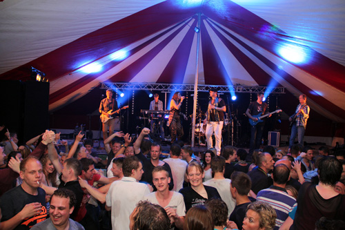 Pontificaal Party in Hummelo (2013)