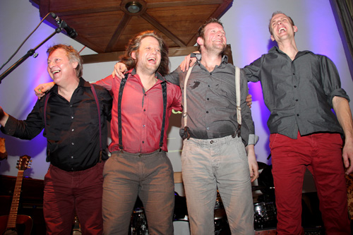 Theatershow The Heinoos in Hummelo